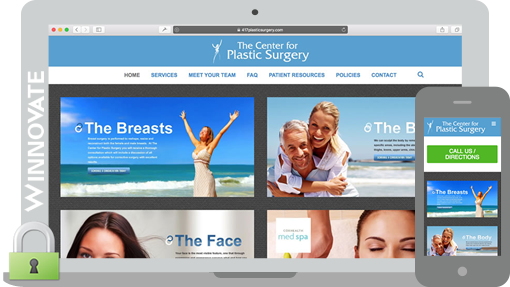 Plastic Surgery Websites