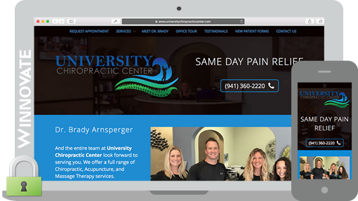 Chiropractic Websites